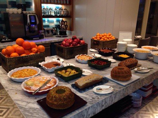 Grand Hyatt Istanbul: Breakfast