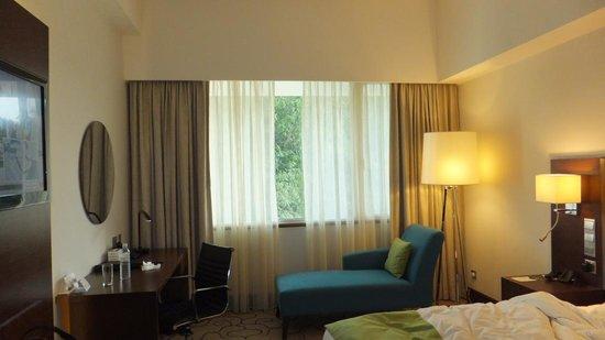 Radisson Hotel Brunei Darussalam: desk