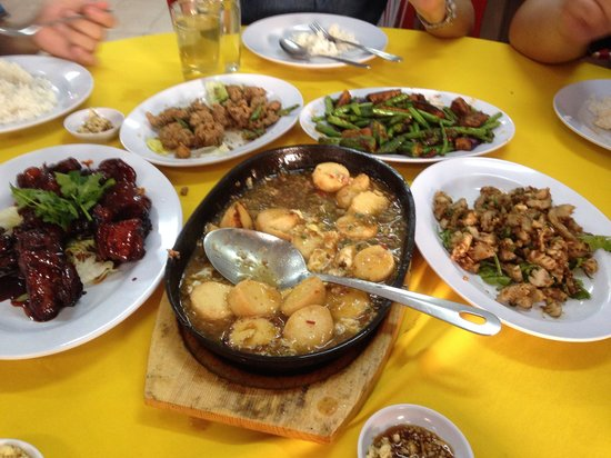 Good Food In Port Dickson