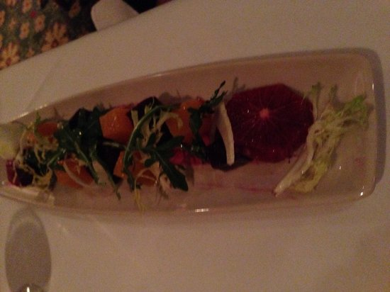 Goldener Hirsch Inn: Beet salad