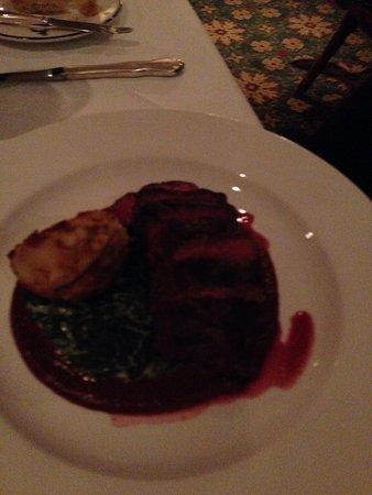 Goldener Hirsch Inn: Steak
