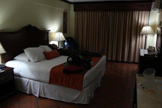 Baldi Hot Springs Hotel Resort & Spa : CHAMBRE