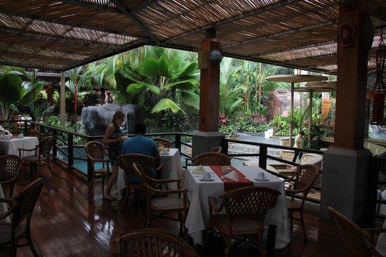 Baldi Hot Springs Hotel Resort & Spa : SALLE PETIT DEJEUNER