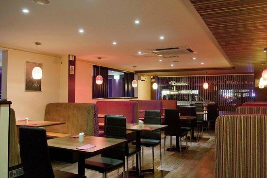 Zauk Lounge and Restaurant: zauk