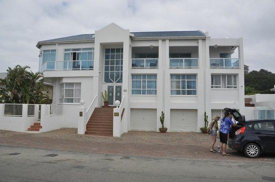 A Villa de Mer: Excellent B&B