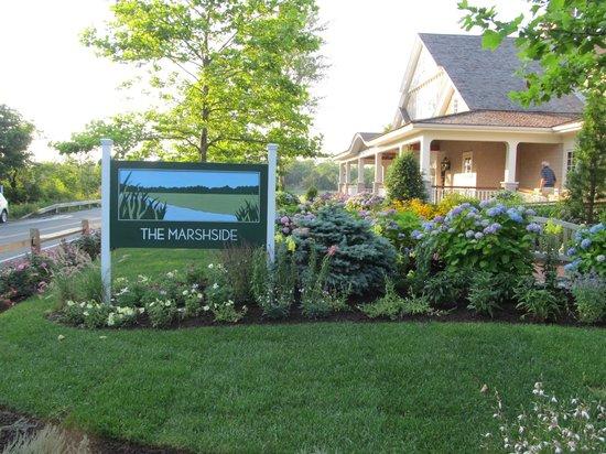 Marshside Restaurant : Front entrance