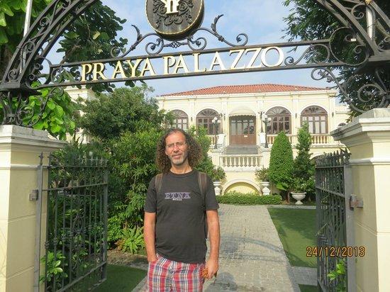 Praya Palazzo : Hotel