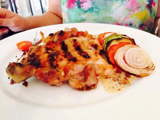 Uruguay Natural Parrilla Gourmet: Pollo a las brasas!!!