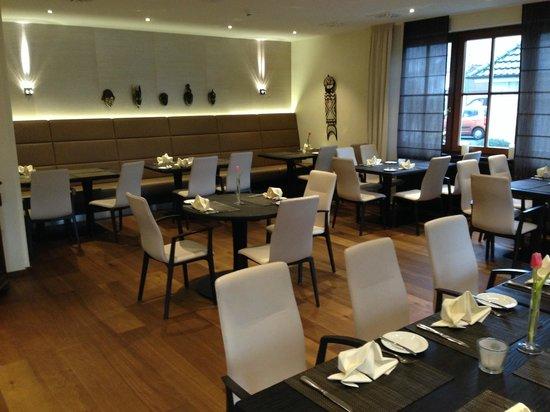 Sunderland Hotel: Restaurant