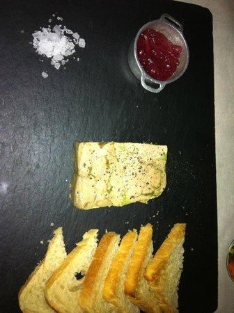 Restaurant Sakamanga : Foie Gras