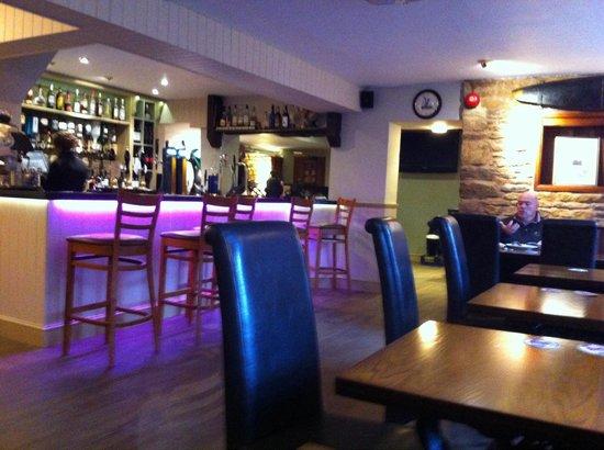 The Lamb Inn : New bar beautiful place