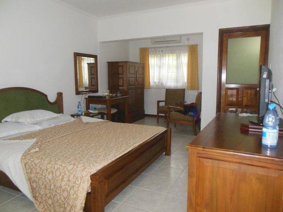 La Digue Island Lodge : chambre