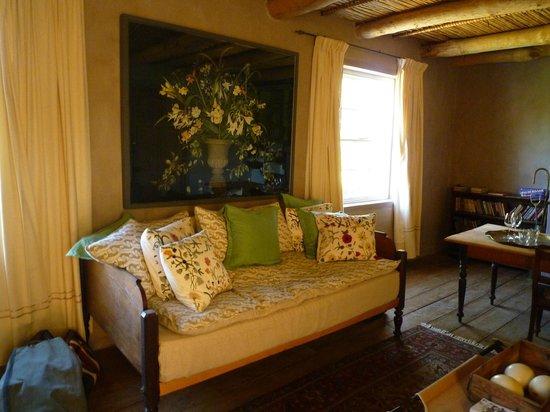 Boesmanskop: chambre
