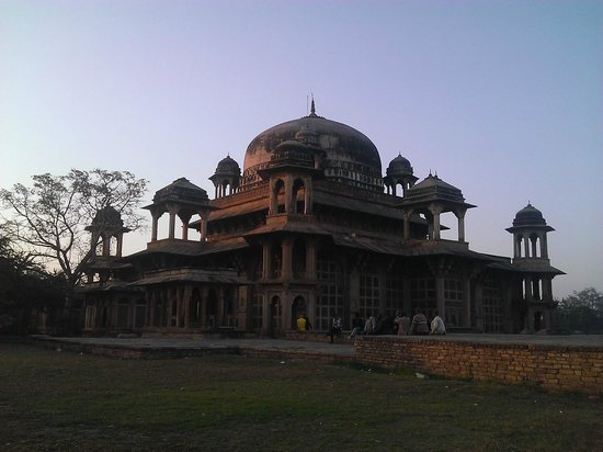 Gwalior: GHAUS MHD. TOMB