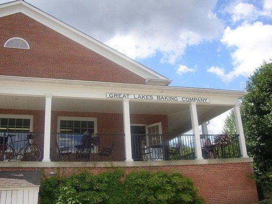 Great Lakes Baking Company: GLBC Patio