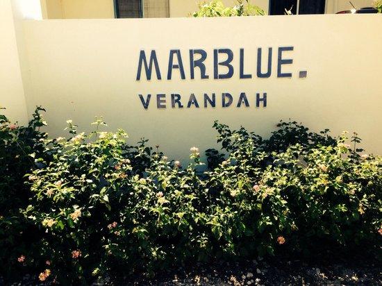 Marblue Villa Suites : Street view