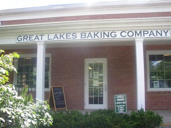Great Lakes Baking Company: GLBC Front door