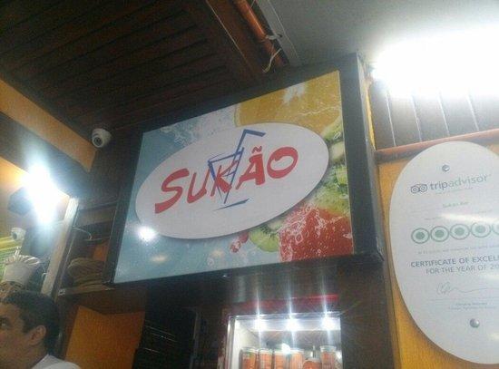 Sukao Bar : Sukao exquisitos los sándwiches....