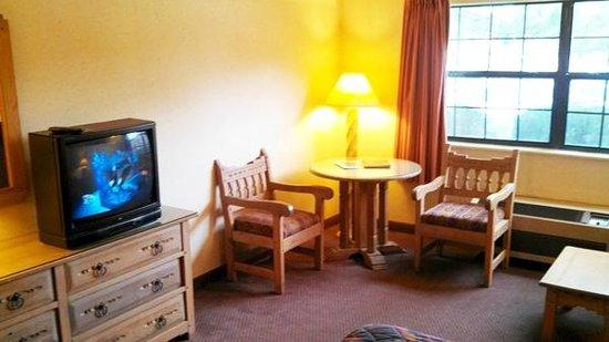 Hotel Don Fernando De Taos King Room In Long Term Stay Plus Family