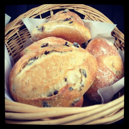 Great Lakes Baking Company: Kalamata Olive Bread