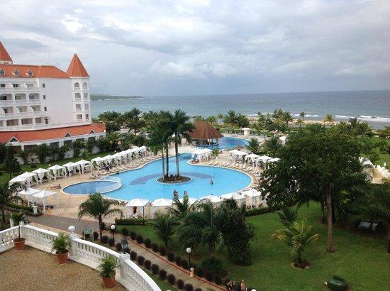 Luxury Bahia Principe Runaway Bay Don Pablo Collection: Vue du 5e étage