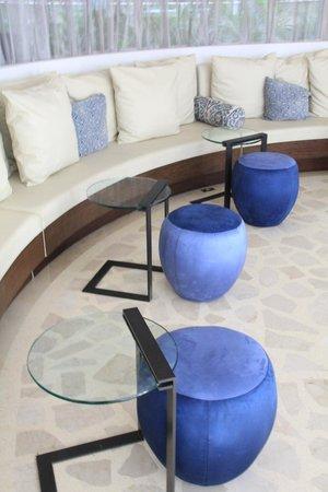 Holiday Inn Cartagena Morros : hall d entree