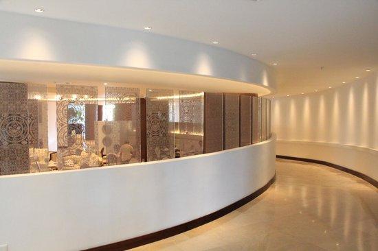 Holiday Inn Cartagena Morros : interieur