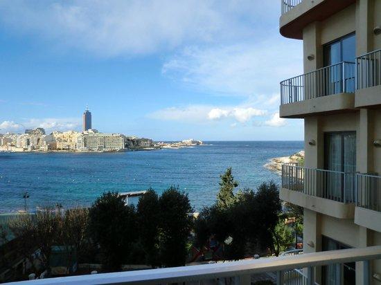 The Plaza & Plaza Regency Hotels: view