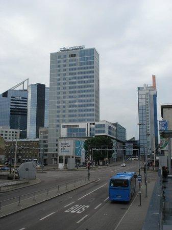 Radisson Blu Sky Hotel : Отель