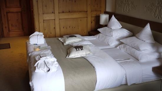 Lindner Parkhotel & Spa Oberstaufen: Zimmer