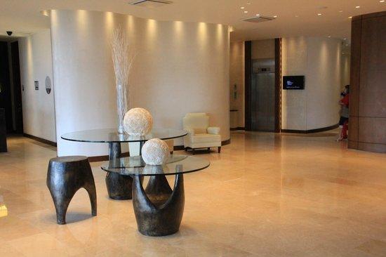 Holiday Inn Cartagena Morros : hall d entrée