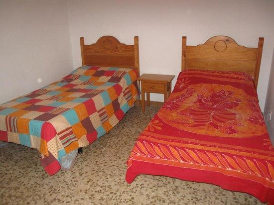 B&B El Burrito: Dormitorio individual