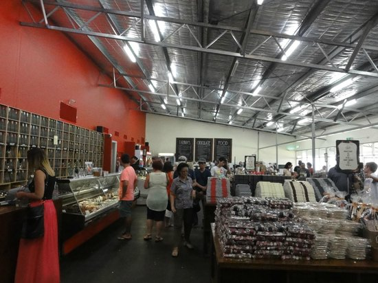 Margaret River Chocolate Company : Store