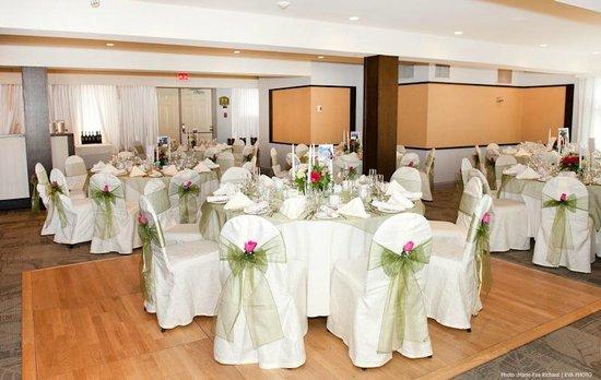 Bistro West Brome : Notre belle salle de Banquets /Banquet room