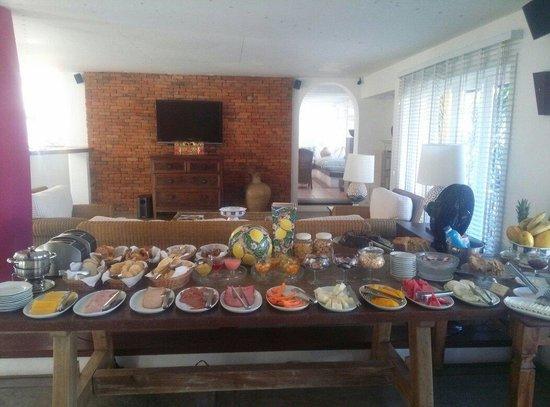 La Chimere : Los mejores desayunos de mi vida..