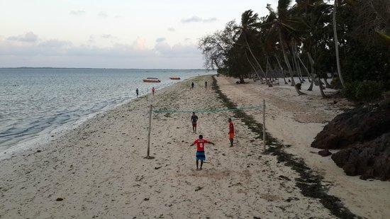 Ngalawa Beach Village : Ngalawa beach