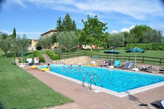 Agriturismo Bonellino Vecchio: La piscina  prima di tutto!!!!!       Tixy63