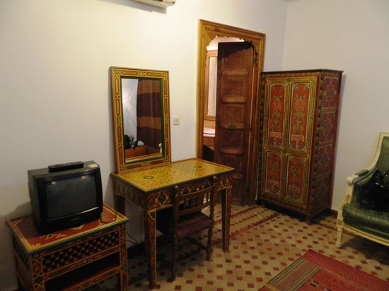 Riad Dar Dmana: The room was clean and spacious.