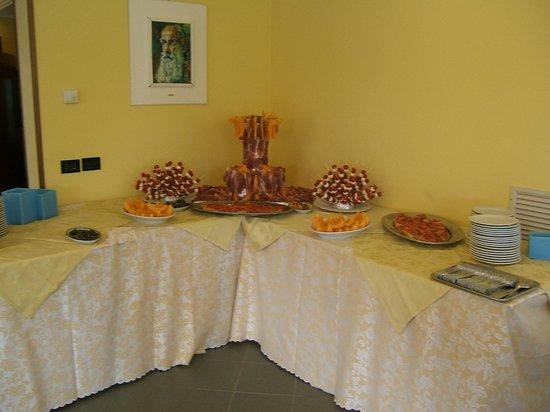 Nona Buca : angolo buffet