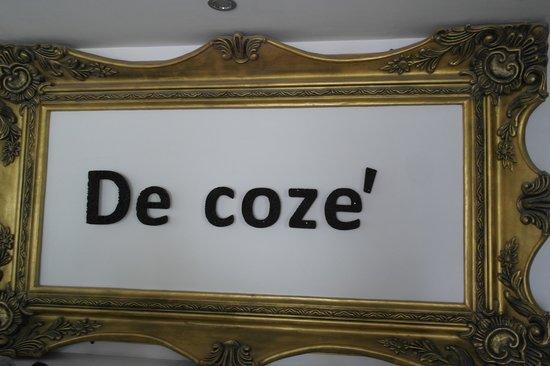 De coze' Hotel: ...