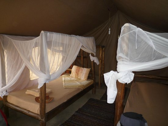 Ol Mesera Tented Camp: Inside the 'Lion' tent
