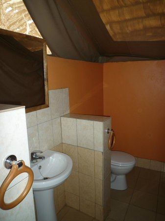 Ol Mesera Tented Camp: The bathroom