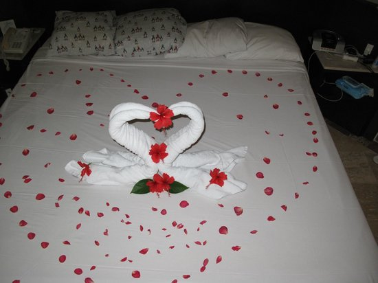 Bavaro Princess All Suites Resort, Spa & Casino: Happy Birthday