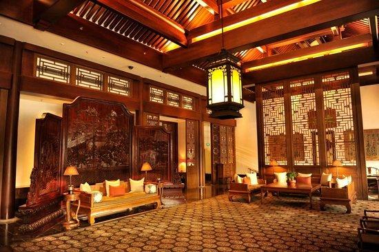 Aman Summer Palace: Aman Lobby
