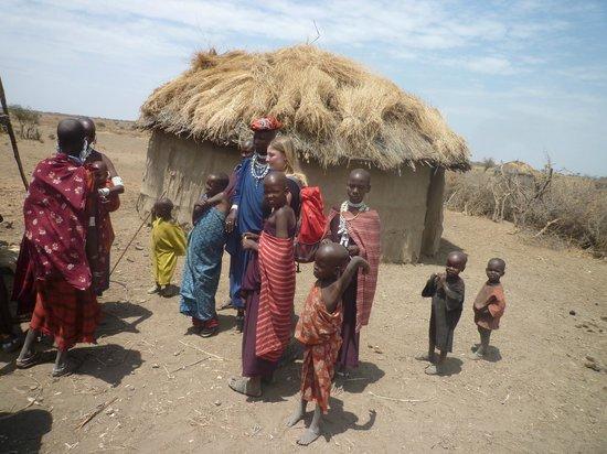 Ol Mesera Tented Camp: At the Maasai boma