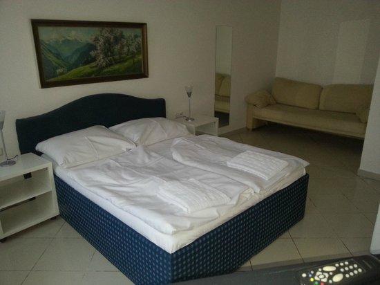 Residence Bologna: La chambre