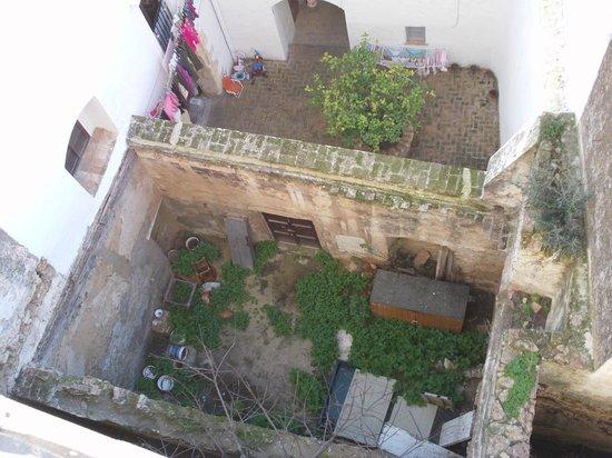 Hotel La Botica de Vejer: Don't look down!
