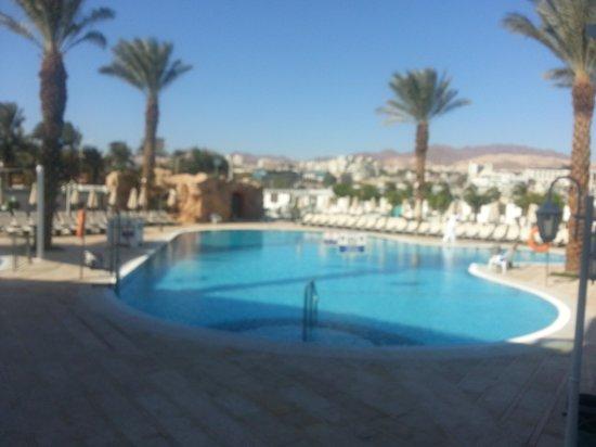 Dan Panorama Eilat : The swimming pool