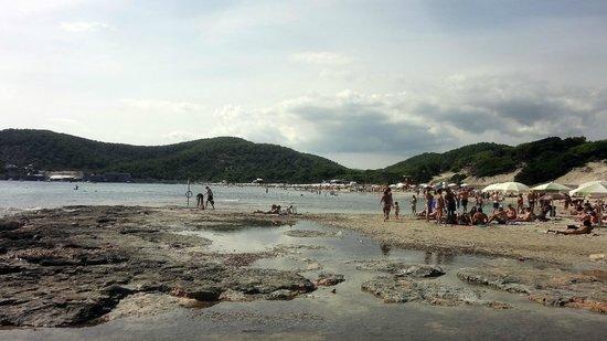Playa de Ses Salines: Ses Salines - Sa Trinxa