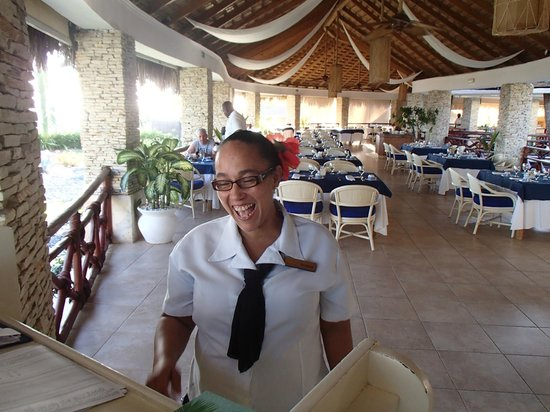 Dreams Punta Cana Resort & Spa: The one and only Hostess Margarita!!